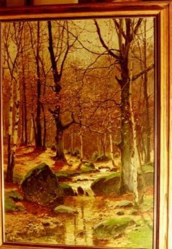 kunsthaus rosteck lemgo antike gem lde kunst nach 1800 konrad m ller kurzwelly g 1037. Black Bedroom Furniture Sets. Home Design Ideas