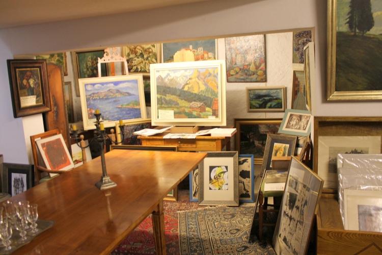 kunsthaus rosteck lemgo antike gem lde ostwestf lische maler. Black Bedroom Furniture Sets. Home Design Ideas