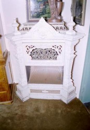kunsthaus rosteck lemgo antike m bel sonstige einrichtungen gaskamin m 1076. Black Bedroom Furniture Sets. Home Design Ideas
