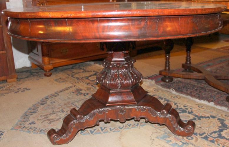 Antike möbel tische  Kunsthaus Rosteck Lemgo - Antike Möbel - Tische
